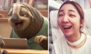 16 перфектни прилики на хора с анимационни герои