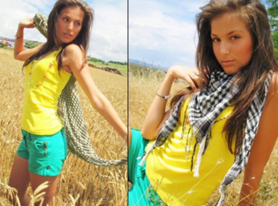 Алекс Богданска преди славата. Ето как е изглеждала...