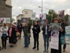 Вегани протестираха срещу изграждането на ферми за норки
