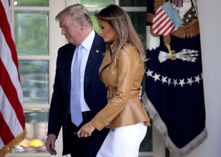 Мелания Тръмп представи официално своята политическа мисия