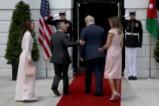 Мелания Тръмп и кралица Рания озариха Белия дом