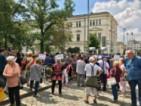 Пореден протест на хора с увреждания