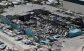 Пораженията от урагана