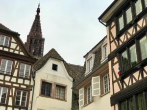 Страсбург - пътуване до настоящето
