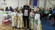Дъжд от медали за спортните клубове в Банско