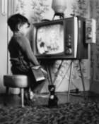 Когато телевизорът беше млад