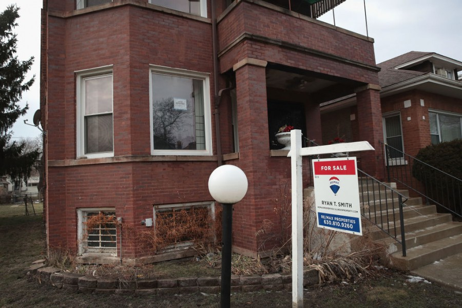 Продават къщата на Ал Капоне