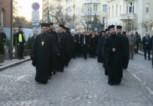 Поклонение пред паметника на Васил Левски