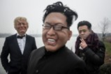 Китайски артист осмива Тръмп и Ким Чен Ун
