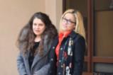 Десислава Иванчева и Биляна Петрова в очакване на присъдата