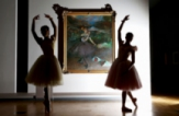 Изкуството на Едгар Дега
