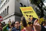 Протести срещу и в подкрепа на Иван Гешев за главен прокурор