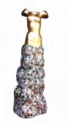 Скулптури с дъх на шампанско