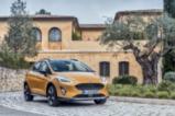 Ford Fiesta Active иска да бъде кросоувър