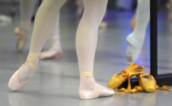 Красотата на балета