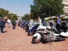 Мотористи от цял цвят на изложение в Асеновград