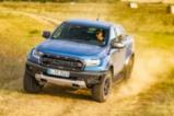 Ford Ranger Raptor е в стихията си извън пътя
