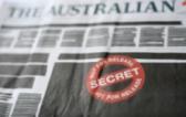 Вестници в Австралия излязоха без първи страници