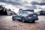 Volvo S60 - шведска терапия за удоволствие и релакс