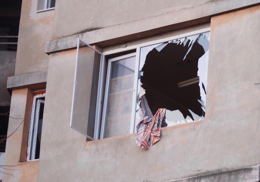 Взрив изпепели апартамент във Варна