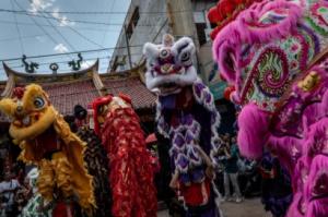 Индонезия посрещна новата лунна година