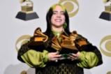 """Били Айлиш обра наградите """"Грами"""""""