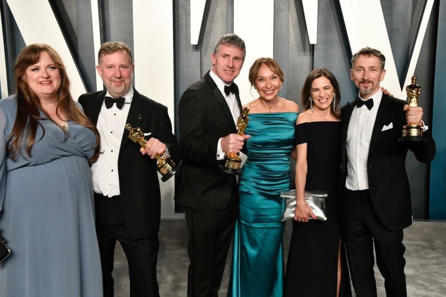 Вижте звездите на наградите