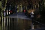 Бурята Денис премина през Великобритания