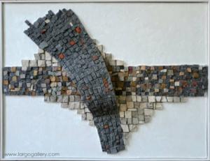 """""""Градът"""" изложба – мозайка на Страхил Найденов"""