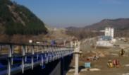 """Прокопани са първите 400 м от тунел """"Железница"""" на АМ """"Струма"""""""