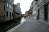 Венеция опустя заради коронавируса.