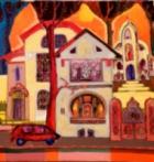 Приказните картини на Мариана Матева