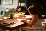 Онлайн обучението на децата по света