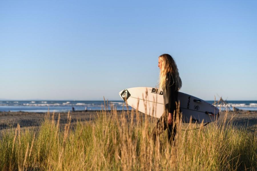 В Нова Зеландия откриха сърф сезона