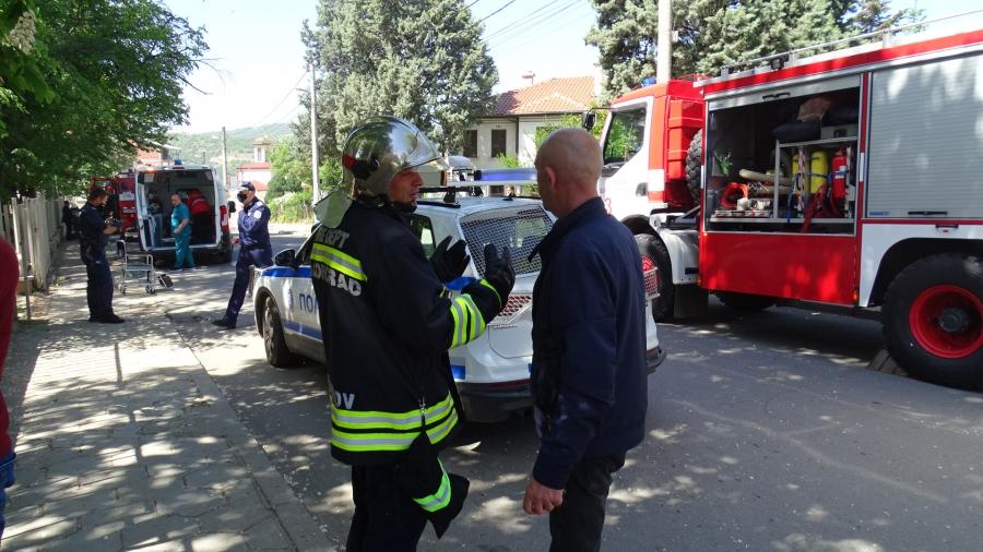 След COVID-19 и пожар в дома за стари хора в Благоевград