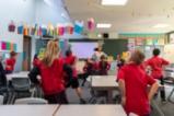 Децата се завръщат в училище и по детските площадки