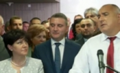 Цвета Караянчева застана до Бойко Борисов