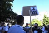 Граждани се събраха на протест пред Президентството