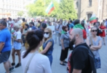Втори ден на протести пред Президентството