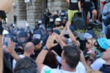 Велико народно въстание, протест