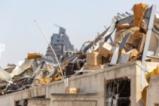 Разчистват останките след взрива в Бейрут