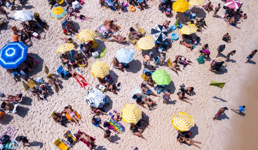 Лятото не свършва в Рио де Жанейро
