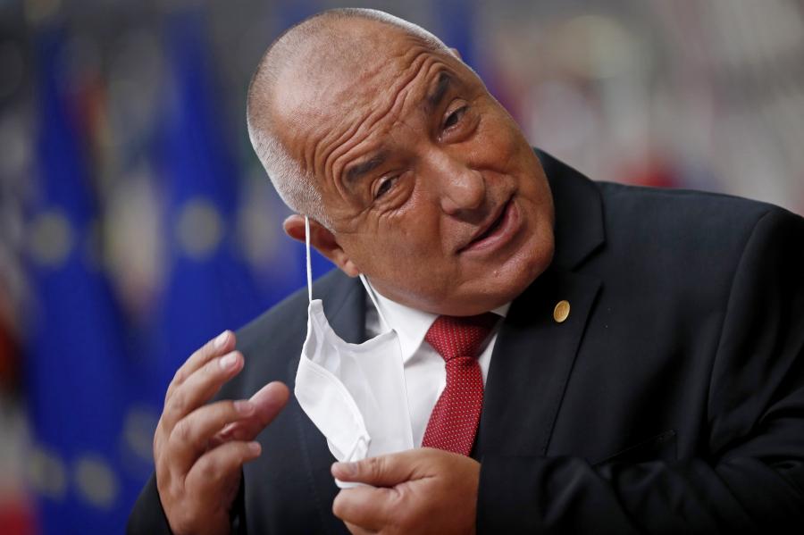 Бойко Борисов - Царят на гримасите