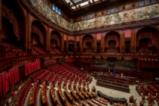Как изглежда италианският парламент
