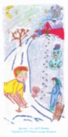 Новият каталог с коледни картички на SОS Детски селища България