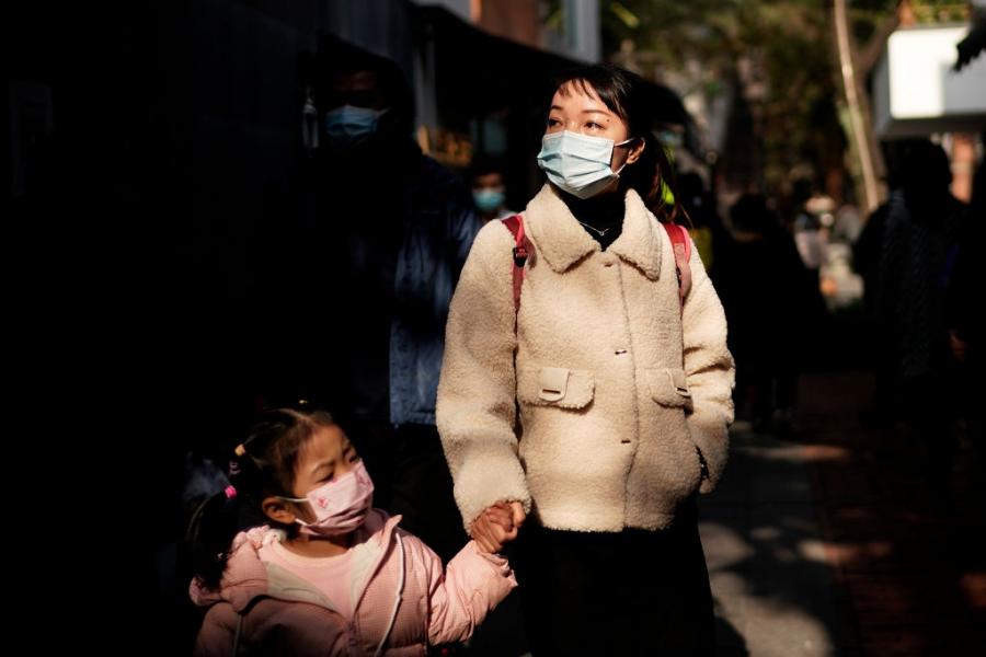 Ухан година след началото на пандемията