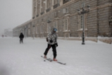 Да караш ски в Мадрид