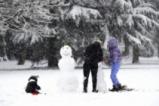 Зима в Англия