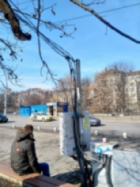 Още опасни будки в центъра на София