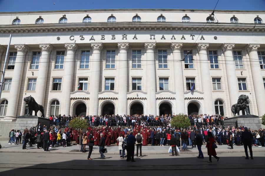 Протестът на прокурорите